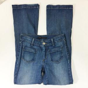 P27 Levis San Fransisco Wide Flare Jeans
